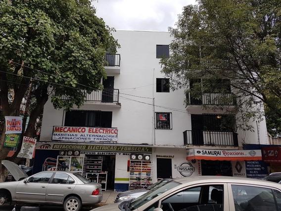 Oficina 65 M2 En 1 Piso Con 1 Balcón Y 1 Terraza