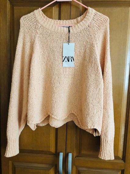 Suéter De Mujer Zara