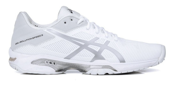 Tênis Asics Gel Solution Speed 3 - Masculino Todos Os Pisos