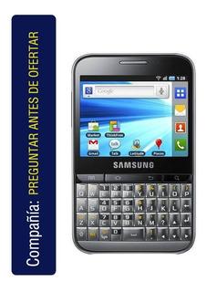 Samsung Galaxy Pro B7510l Cám 3mpx Android 2.2 Wifi Whatsapp