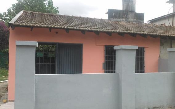 Ituzaingo Casa 2 Ambientes Fondo Entrada Auto