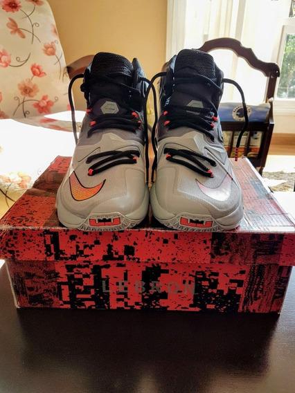 Nike Lebron Wolf Gray
