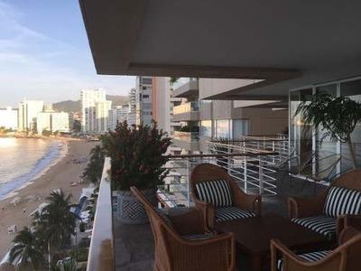 Venta Departamento En Acapulco Gro. Vista A La Bahia