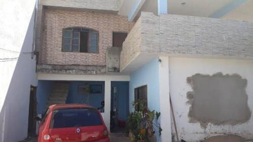 Casa No Bairro Nossa Senhora Do Sion, Itanhaém, Litoral Sp