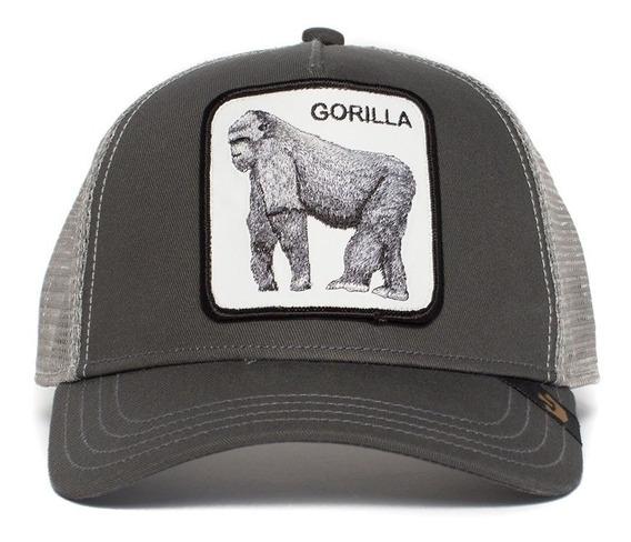 Gorra Original Goorin Bross King Of The Jun Gorilla