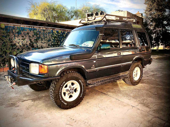 Land Rover Discovery Discovery Se7