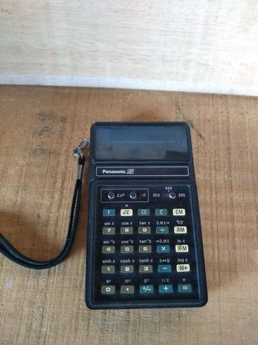 Calculadora Eletrônica Panasonic Je 5001 U No Estado