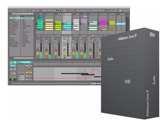 Ableton Live 9.7 - Windows E Mac