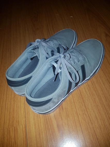Zapatos adidas Talla 8 En Excelente Estado 2 Puestas