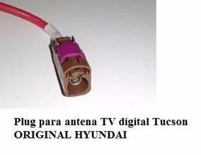 Plug Conector Tv Hyundai Tucson Original