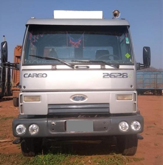 Ford Cargo 2628 E 6x4 Unico Dono Filé