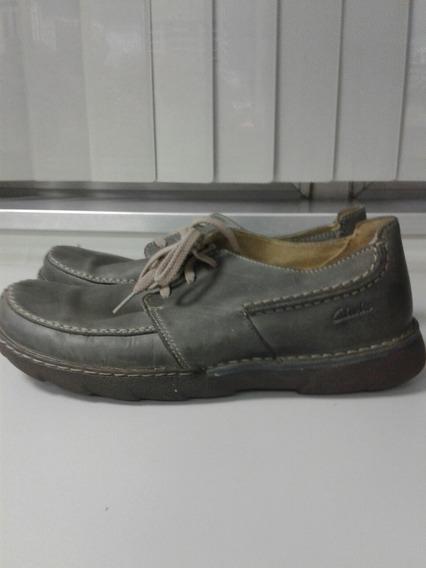 Zapatos Casuales Marca Ckarks Talla 42