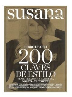 Revista Susana - Libro De Oro