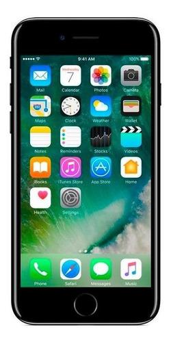 iPhone 7 32gb Usado Preto Brilhante Muito Bom Seminovo