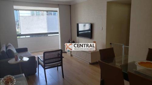 Apartamento Com 2 Dormitórios À Venda, 80 M² Por R$ 370.000,00 - Pituba - Salvador/ba - Ap2531