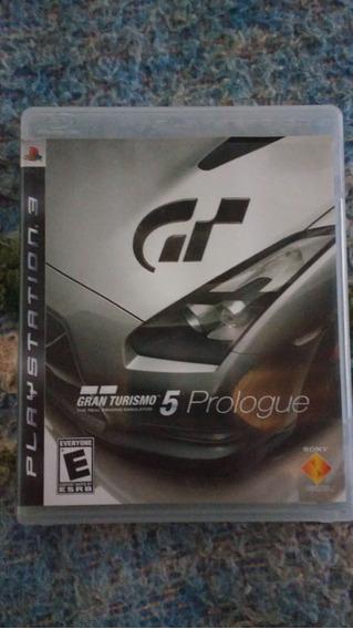 Gran Turismo 5 Prologue(leia)- Mídia Física - Ps3