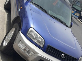 Camioneta Toyota Rav 4 2.0 Naftera 4x4