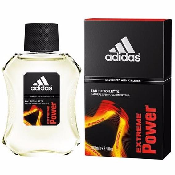 Promoção Perfume adidas Extreme Power 100ml, 100% Original