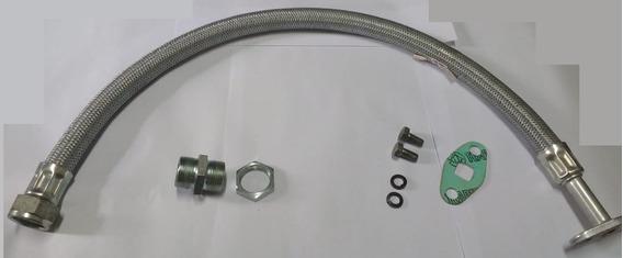 Flexivel Retorno Do Oleo Turbo Mwm 229 / 6 Ford Vw