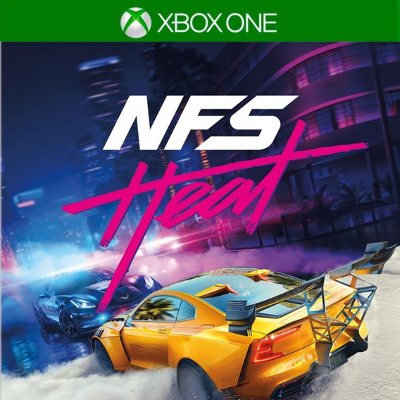 Need For Speed Heat Deluxe Xbox One Digital + 1 Jogo Grátis