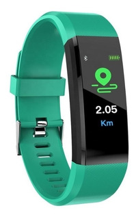 Smartband Smartwatch Reloj Inteligente Sumergible