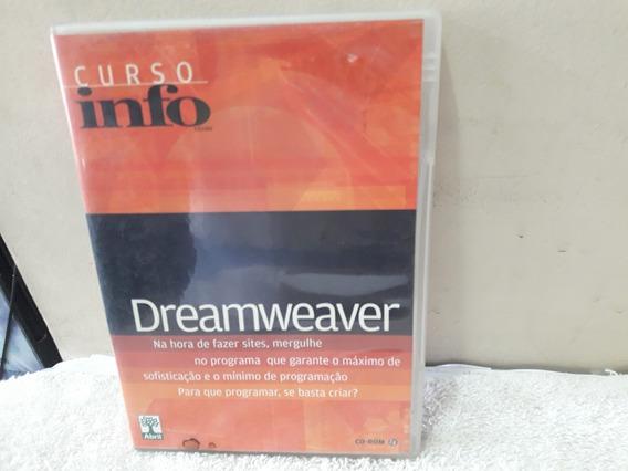 Dvd Curso Info Dreamweaver