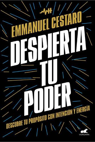 Imagen 1 de 2 de Libro Despierta Tu Poder - Emmanuel Cestaro