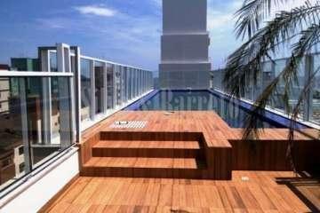 Apartamento Residencial Para Locação, José Menino, Santos. - Ap3416