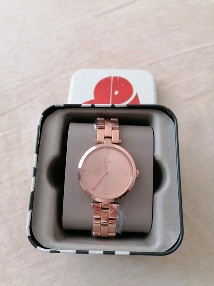 Reloj Fossil Oro Rosa Nuevo Y Original