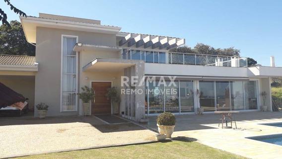 Casa Com 4 Dormitórios Para Alugar, 440 M² Por R$ 6.000/mês - Condomínio Jardim Primavera - Louveira/sp - Ca6639