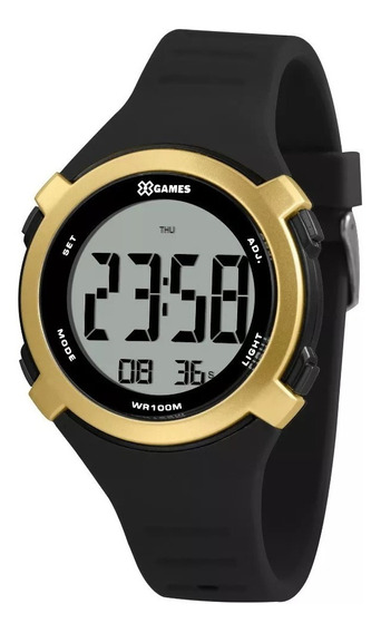 Relógio X Games Masculino Xmppd585 Bxpx Esportivo Digital