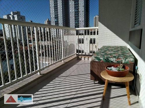 Imagem 1 de 30 de Apartamento À Venda, 75 M² Por R$ 650.000,00 - Tatuapé - São Paulo/sp - Ap5713