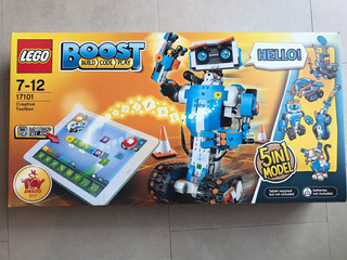 Lego #17101 Robot Boost Build Code Play Mindstorms