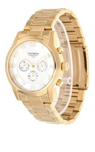 Relógio Mondaine 60442gpmtda1 Dourado