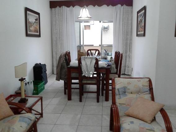 Apartamento Em Centro, São Vicente/sp De 120m² 2 Quartos À Venda Por R$ 590.000,00 - Ap312786