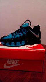 Tênis Nike Total Shox 12 Molas