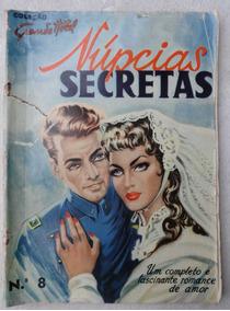 Coleção Grande Hotel Nº 8 - Núpcias Secretas - Vecchi