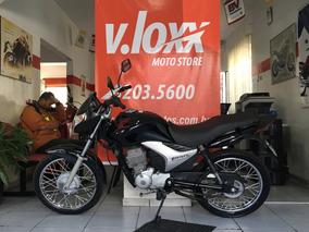 Honda Cg 150 Titan Ks Preta 2010
