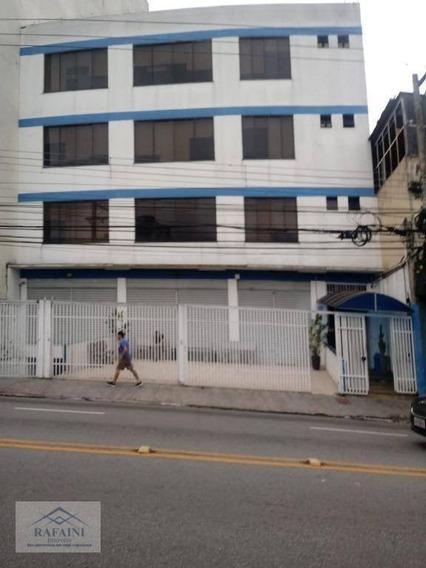 Prédio Para Alugar, 2780 M² Por R$ 75.000/mês - Vila Galvão - Guarulhos/sp - Pr0019