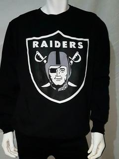 Sudadera De Los Raiders