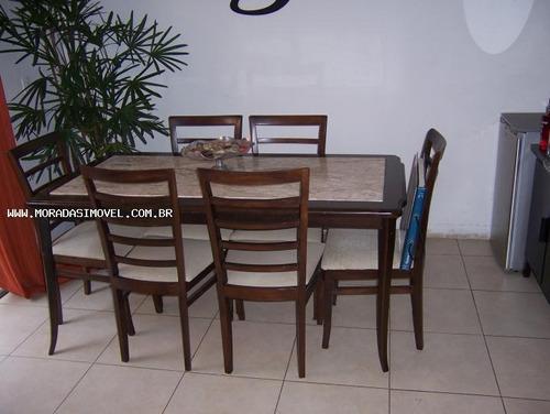 Sobrado Em Condomínio Para Venda Em São Paulo, Horto Do Ipê, 3 Dormitórios, 1 Suíte, 2 Banheiros, 2 Vagas - 3018_1-441809