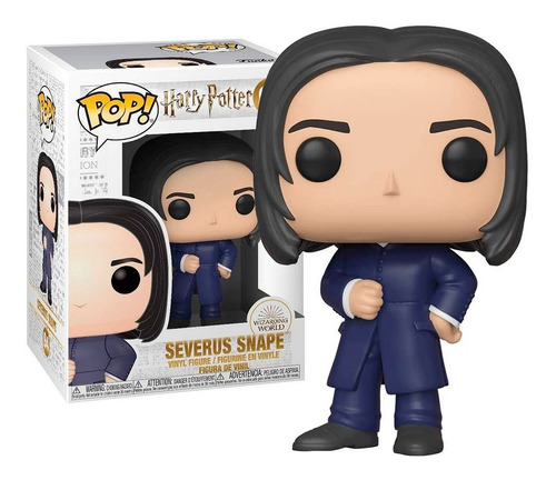 Boneco Funko Pop Severus Snape 94 - Harry Potter Original