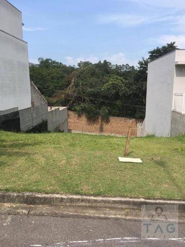 Terreno À Venda, 250 M² Por R$ 185.000,00 - Residencial Portal Do Bosque - Louveira/sp - Te0107