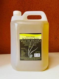 Aceite De Oliva Valle Del Huasco 5 Litros Calidad Premium