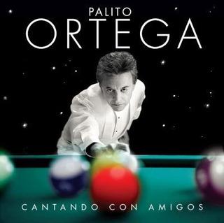 Cd Ortega Palito, Cantando Con Amigos