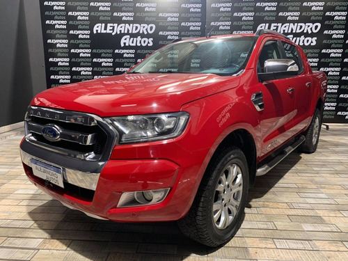 Ford Ranger Limited 2016 4x4 At