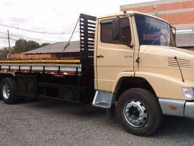 Mercedes-benz Mb 1218 - Carroceria - 6x2 1990