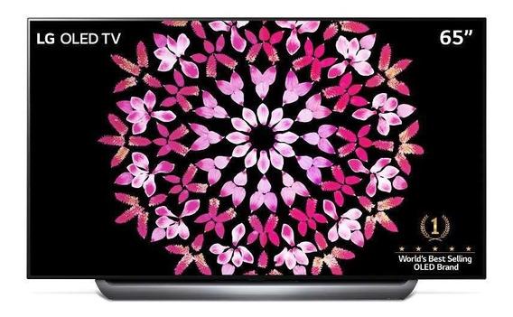 Smart Tv Lg Oled 65 Ultra Hd 4k Controle Smart Magic Oled65c8p