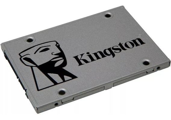 Ssd Kingston A400 240gb 500mb/s