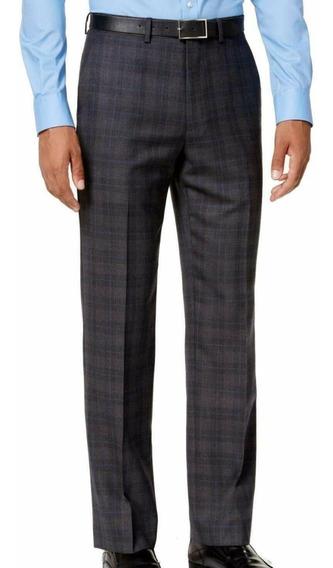 Pantalon De Vestir Colección Ryan Seacrest $30 Talla 32x32